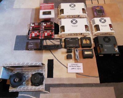 Phoenix Gold / Audiocontrol / ZED / Focal / Pioneer / MB Quart
