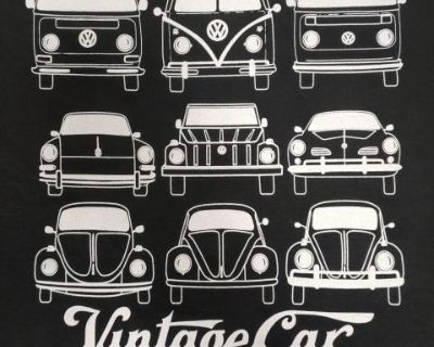 Vintage Car Collection T-Shirt