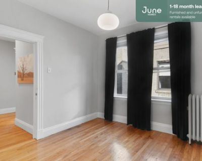 #475 Queen room in Fenway 2-bed / 1.0-bath apartment