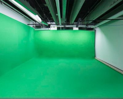 Incredible Film & Photo Studio With White + Green Cyc, Full Lights, with tons of gear available in-house, Boulder, CO