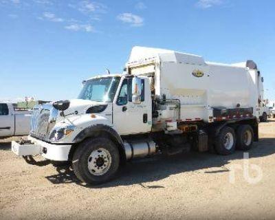 2011 INTERNATIONAL WORKSTAR TA SIDE LOADER Garbage, Sanitation Trucks Truck