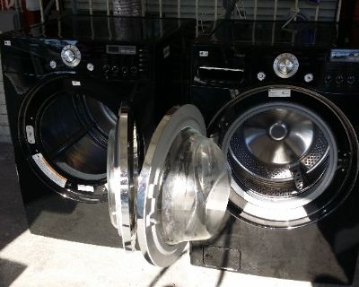 nice set washer and dryers