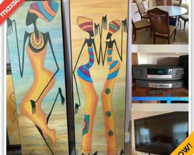 UPPER MARLBORO Estate Sale Online Auction - Canvasback Court