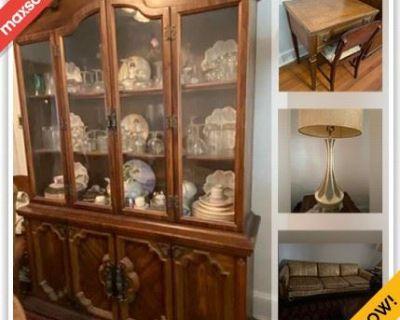 Washington Estate Sale Online Auction - 5th Street Northwest