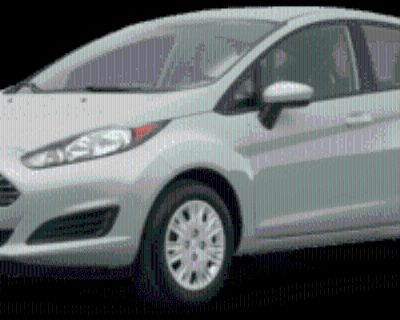 2018 Ford Fiesta S