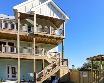 4x2257, Whispering Pines/ Oceanside, 4 Bedrooms, 3.5 Bathrooms - Carova Beach