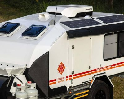 2021 Kimberley Kampers Karavan Eco-Suite
