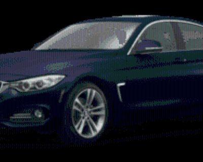 2017 BMW 4 Series 430i xDrive Gran Coupe (SULEV)