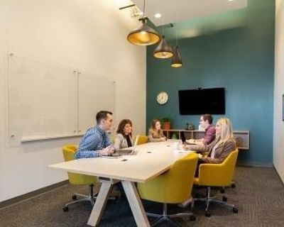 Private office for 5-6 people ALL INCLUSIVE at 223 S. West Street