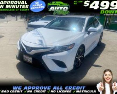 2020 Toyota Camry SE FWD Automatic
