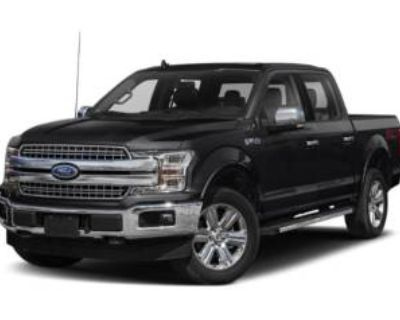 2018 Ford F-150 XL SuperCrew 5.5' Box 4WD