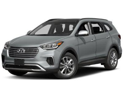 Pre-Owned 2017 Hyundai Santa Fe SE FWD Sport Utility