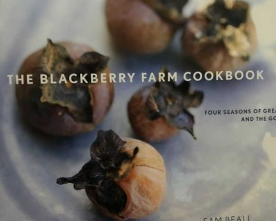 New - Book - The BlackBerry Farm Cookbook - Four Seasons of Great Food And The Good Life
