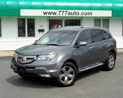 Used 2008 Acura MDX 4WD 4dr Sport Pkg