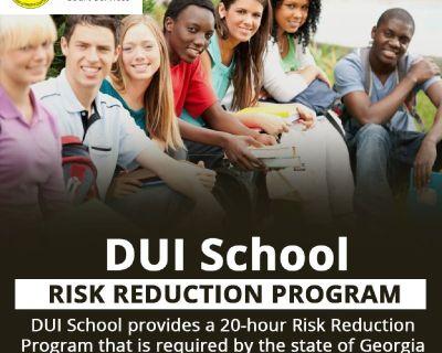 DRIVING and DUI SCHOOL in Marietta, Decatur and Atlanta-GA