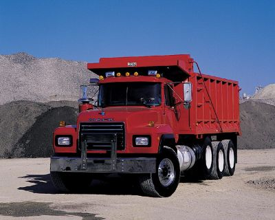 Dump truck funding - (All credit types)