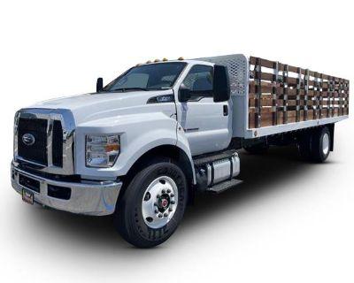 2022 FORD F650 Pickup Trucks Truck