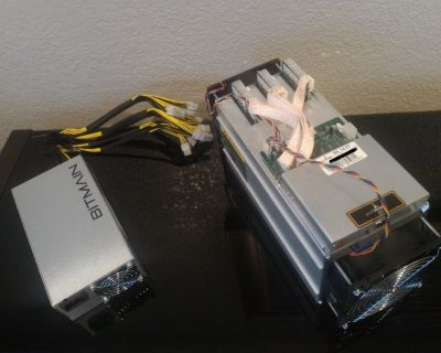 New Bitmain Antminer S9 14 TH/s with APW3++Power Supply