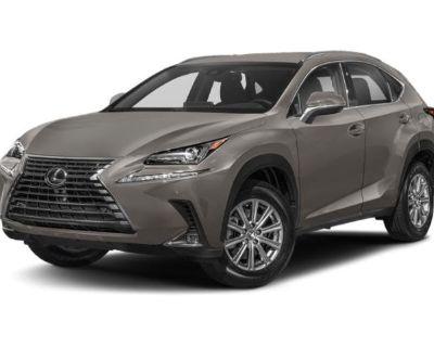 New 2021 Lexus NX 300 With Navigation & AWD
