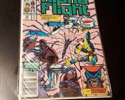 Alpha Flight # 88 - Marvel Comics