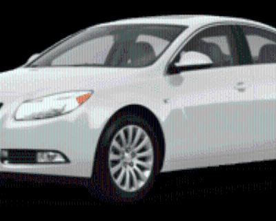 2011 Buick Regal CXL RL3