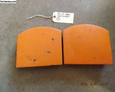 Porsche 914 Head Light Covers
