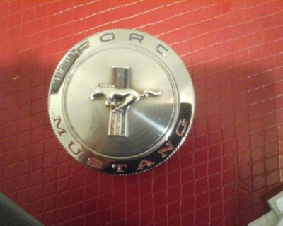 Ford Mustang gas cap
