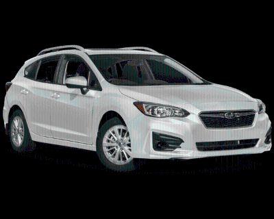 Pre-Owned 2018 Subaru Impreza 2.0i AWD