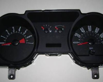2006 06 Ford Mustang Instrument Cluster Gauge Speedometer Repair Rebuild