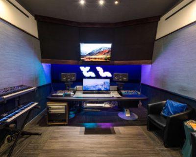 Clear Lake Recording Studios: Studio B, North Hollywood, CA