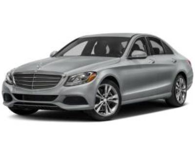 2017 Mercedes-Benz C-Class C 300 Sedan RWD