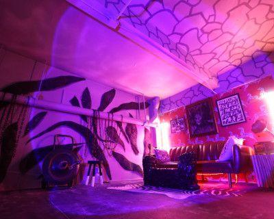 DTLA Dark Room, los angeles, CA