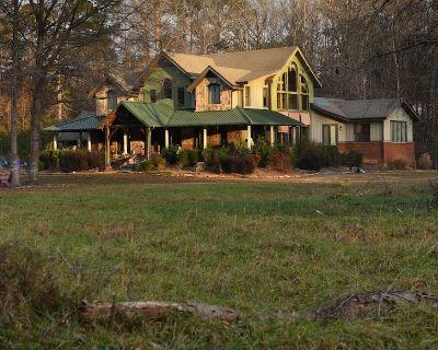 Timber Frame Executive Estate - Johns Creek