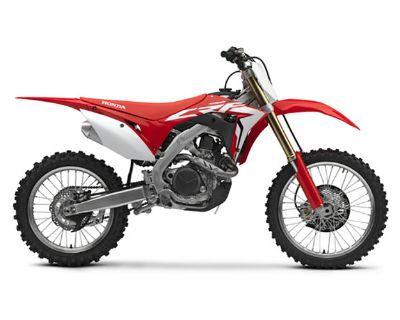 2018 Honda CRF450RX Motorcycle Off Road Norfolk, VA