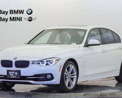 Used 2018 BMW 3 Series Plug-In Hybrid