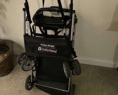 FREE Baby Trend Snap-n-go Double Stroller