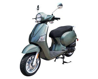 2022 Genuine Scooters Urbano 50i Scooter Marietta, GA