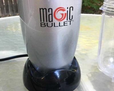 Mini magic bullet