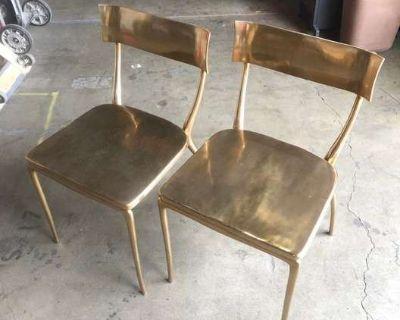 LOVESEAT.COM Vintage Furniture & Decor Auction - Unique Modern Chandeliers, Vinyl Plank Flooring