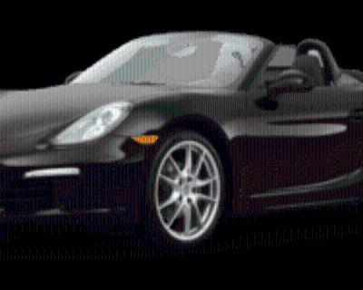 2014 Porsche Boxster Standard