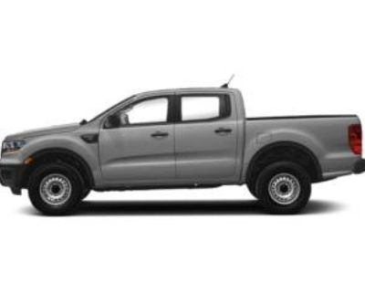2019 Ford Ranger XL SuperCrew 5' Box 4WD