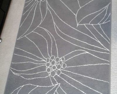 Area Rug Approx. 4.5 foot x 6.5 foot $35