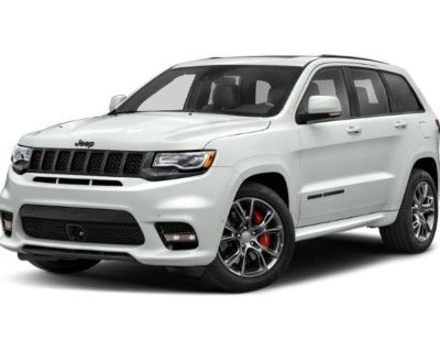 New 2021 Jeep Grand Cherokee SRT With Navigation & 4WD