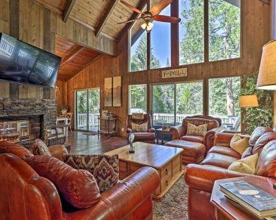 Stunning Lake Arrowhead Home w/ Multi-Level Decks - Lake Arrowhead