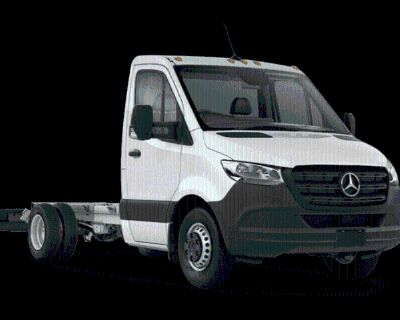 New 2021 Mercedes-Benz Sprinter Cab Chassis RWD Specialty Vehicle
