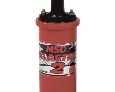 Msd 8202 Blaster 2 Ignition Coil High Voltage