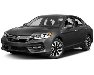 Pre-Owned 2017 Honda Accord Hybrid Base FWD 4dr Car