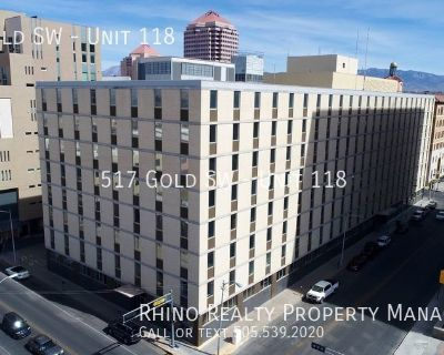 1st Month Rent Free! Beautiful Downtown Lofts! Available Now!