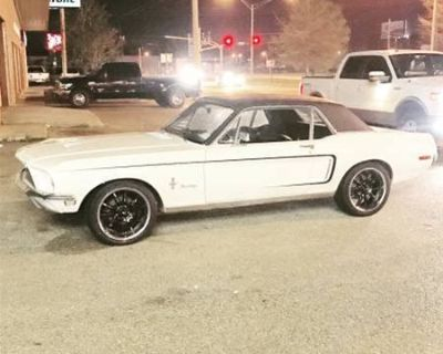 1968 Ford Mustang 302 Coupe