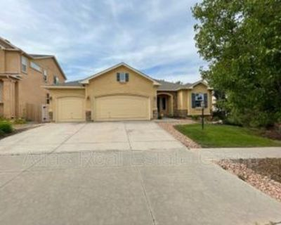 5565 Whiskey River Dr, Colorado Springs, CO 80923 4 Bedroom House